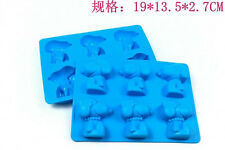 1 pc Cake Mold Soap Mold Snoopy Silicone Jelly Snoopi Mould For Candy Chocolate