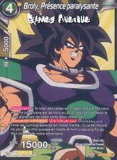 Dragon Ball Super Card Game ! Broly, Présence paralysante P-111 PR/VF