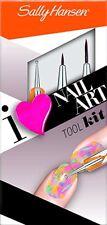 Sally Hansen Nail Art Kit  ~ 450 Tool Kit