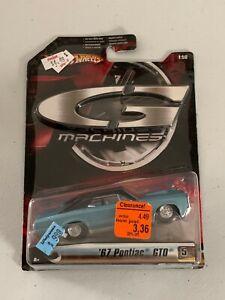 Hot Wheels G Machines '67 Pontiac GTO Die Cast Car 1:50 Scale 2006 Brand New