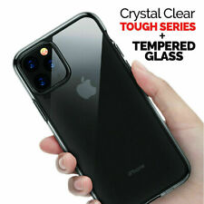 Clear Gel Transparent Case Cover For iPhone XR X 11 Pro 8 7 Plus 6 5 4s Xs Max