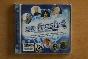 So Fresh: The Hits Of Winter 2007 - MIKA, Pink, Hinder  ( Box C723)