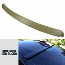 LA Stock UNPAINTED BMW E46 3-SERIES 4DR REAR A TYPE SPOILER ROOF 328i 325i