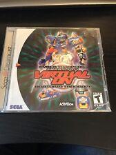 Virtual-On: Oratorio Tangram (Sega Dreamcast, 2000)