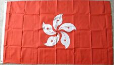 HONG KONG POLYESTER INTERNATIONAL COUNTRY POLYESTER FLAG 3 X 5 FEET