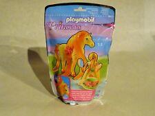 PLAYMOBIL 6168 - Princess Sunny -- Pferd mit kämmbaren Haaren NEU OVP Prinzessin
