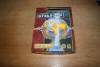 Commodore CBM Amiga game - Cybercon III - A500 A1000 A2000 - BIG BOX edition