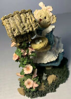 """Vintage Mary-Lou – Lending A Hand"""" Cottage Collectibles by Ganz 1996 Rare"""
