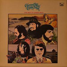 """CANNED (EN CONSERVE) HEAT - COOK LIVRE 12"""" LP (M311)"""