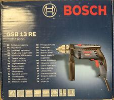 Bosch GSB 13 RE Schlagbohrmaschine wie NEU mit OVP