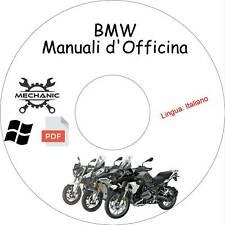 BMW MOTO/SCOOTER ITALIANO - Guida Manuali d'Officina - Riparazione,Manutenzione!