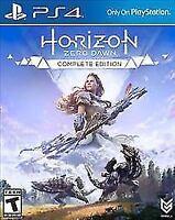 Horizon Zero Dawn Complete Edition Digital Download Card Sony PlayStation 4 PS4