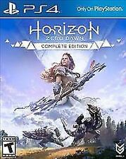 Horizon: Zero Dawn (Sony PlayStation 4, 2017, Complete Edition) BRAND NEW