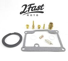 Suzuki Carburetor Rebuild Carb Repair Kit Jet Gasket GT750 GT 750 Water Buffalo