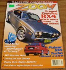 1998.ZOOM Magazine No.23.MAZDA RX4.PULSAR SSS.WRX.SKYLINE R32 GTS-t.BLUEBIRD