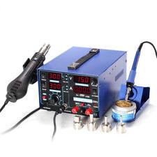 220V 3in1 Digital Electronic Hot Air Heat Gun 853D 2A SMD Rework Solder Station