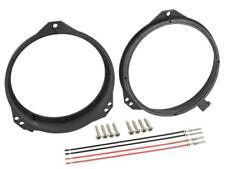 Lautsprecherringe 165mm Lautsprecher Ringe für BMW X5 E53 Renault Trafic Nissan