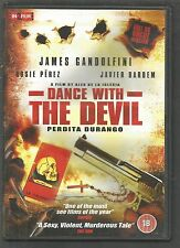 DANCE WITH THE DEVIL  James Gandolfini  UK REGION 2 DVD