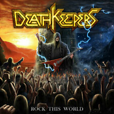 DEATH KEEPERS - Rock This World - CD - HEAVY METAL