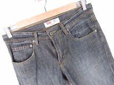 Pantalones vaqueros Levi Strauss Original MH1395 Premium 507 Slim Boot Talla W32 L34