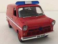 Corgi CC02301 Ford Transit MK I Emergency Tender - Warwickshire County FB NIB