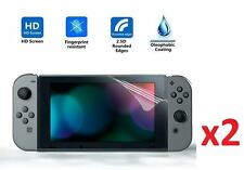 Hellfire Trading 2x Screen Protector Cover Guard for Nintendo Switch