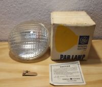 General Electric Par Lamp 56 Code 25A 300 Watt 12V WFL Made in USA OVP