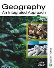 Geography, an Integrated Approach (Geography S.) (Spanish Edition)-ExLibrary