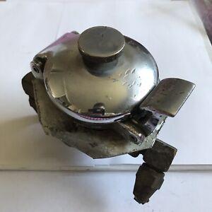Vintage Screw Down Enots Petrol Filler Cap, AC Cobra Ace Kit Car Bentley Hot Rod