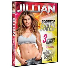 DVD - Exercise & Fitness - Jillian Michaels: Beginner Shred -3 20-Minute Workout