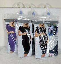 LOT of 3-Time and Tru Women's Maternity Short Sleeve Dress size XXL (20)