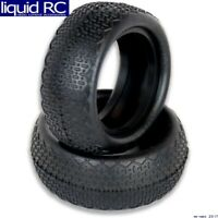 Raw Speed RC 160704SSB Autocorrect - 4wd Front Buggy Tires W/Inserts 2.2 (1 Pr)