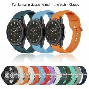 Bracelet 20MM Strap Silicone Watchband For Samsung Galaxy Watch 4/4 Classic