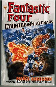 Fantastic Four Countdown To Chaos by Pierce Askegren 1998 Paperback Book