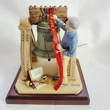 Norman Rockwell Celebration Figurine 1982 In Original Box.