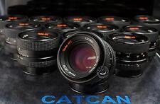 Brand New Nikon F Mount Rollei HFT PLANAR 50mm f1.8  Nikon F mount Manual lens