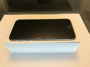 Apple iPhone 6 - 64GB - Space Gray (Unlocked) - A1549