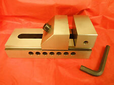 "4"" PRECISION VISE FOR MILL, MILLING MACHINE, GRINDING, WIRE EDM M2021123 NEW!"