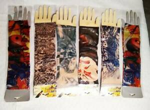 150 PAIRS Tattoo Arm Sleeves Sport Outdoor Cycling Cover Cooling Sun Protection