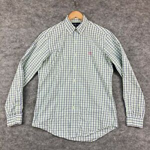 Ralph Lauren Mens Button Shirt Size M Multicoloured Long Sleeve Collared 29.32