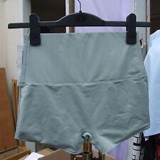 BNWT Yummie Tummie Shape-Wear Moss Green Shorts Firm Control Corset Pant SZ S