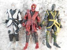 Marvel Legends White Hand Ninja, Red Hand Ninja, & Ronin Lot Of 3 Figures