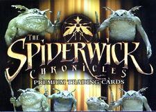 SPIDERWICK CHRONICLES,THE 2007 INKWORKS SAN DIEGO COMIC CON PROMO CARD SW-SD2007