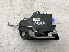 AUDI A3 8P FRONT RIGHT DOOR LOCK MECHANISM 4E2837016 RHD
