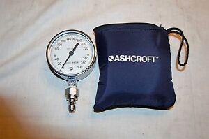 Ashcroft Test Gauge 0-300 Inches Water