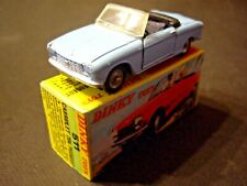 DINKY TOYS 511 PEUGEOT 204 CABRIOLET + BOITE