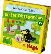 First HABA Orchard 4655 Cooperative Learning Colors Game From 2 Years