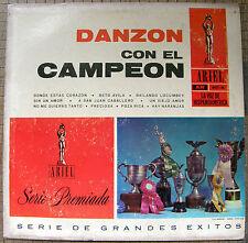 Angel Chino Flores Danzon Con El Campeon Danza ARIEL EX