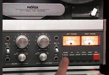 Original Pievox PAUSE MEMORY Modul für alle Revox B77 (B 77) MK I + II