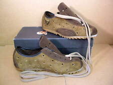 New-Old-Stock Rivat Suede Cycling/Touring Shoes - Size 36 (Euro)
